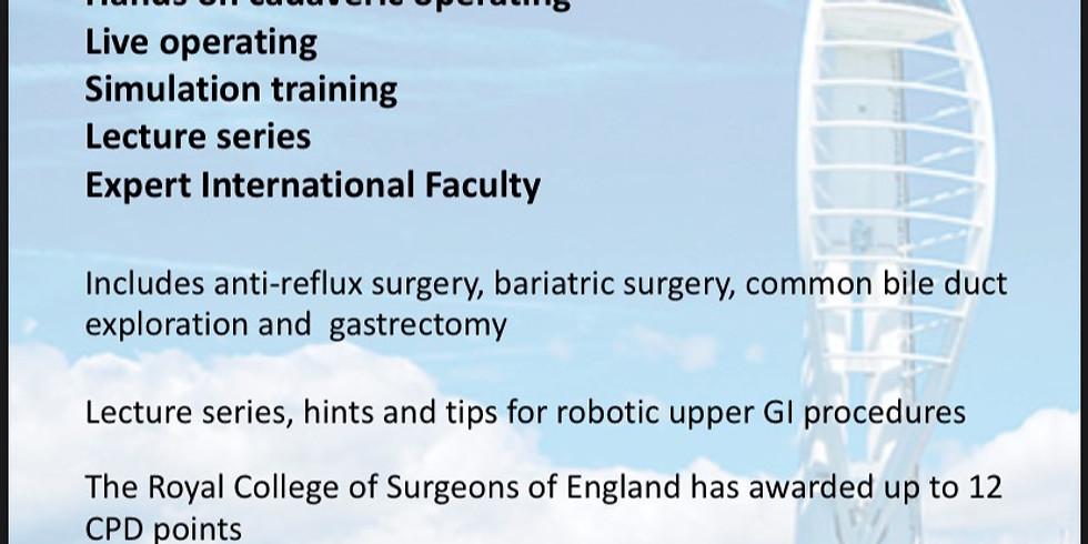 Portsmouth Robotic Upper GI Course