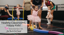 Healthy Classrooms, Happy Kids
