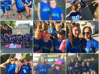 Canal Fest parade fun!