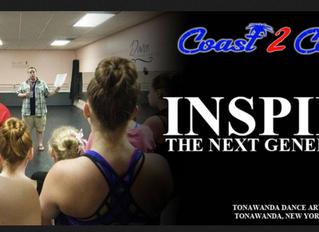 Coast 2 Coast: Dance Across America, Inc. Tour Kick Off at Tonawanda Dance Arts