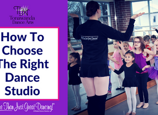 How To Choose The Right Dance Studio