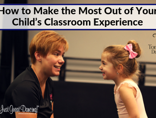 How to Make the Most Out of Your Child's Classroom Experience