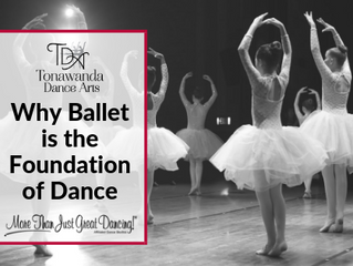 Why Ballet Is The Foundation of Dance & Why It's So Important