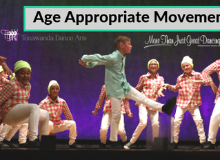 Age Appropriate Movements