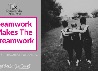 Teamwork Makes the Dream Work -  The Importance of Parents and Teachers Working Together