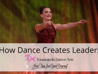 How Dance Creates Leaders