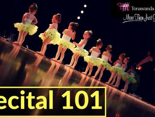 Recital 101