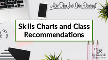 Skills Charts & Class Recommendations