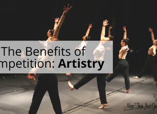 The Benefits of Competition: Artistry