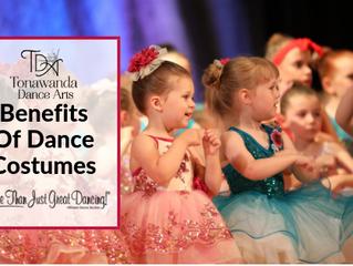 Benefits of Recital Costumes