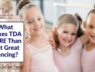 What Makes TDA More Than Just Great Dancing?