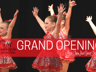 TDA Grand Opening Party!