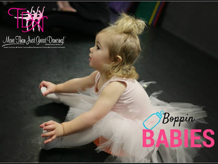 If Your Little One Loves to Move & Groove, then our Boppin' Babies Sessions are Perfect for