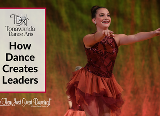 How Dance Creates Leaders