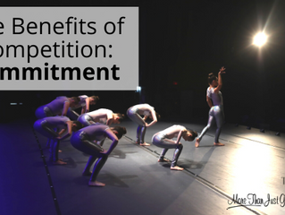 The Benefits of Competition - Commitment