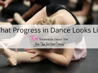What Progress in Dance Looks Like