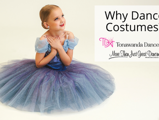 Why Dance Costumes?