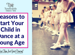 Reasons to Start Your Child in Dance at a Young Age