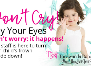 Don't Cry, Dry Your Eyes! Tips For Dealing With First Day Tears