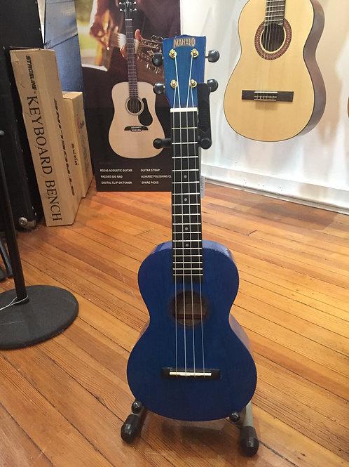 Blue Concert Soprano Mahalo-Hona
