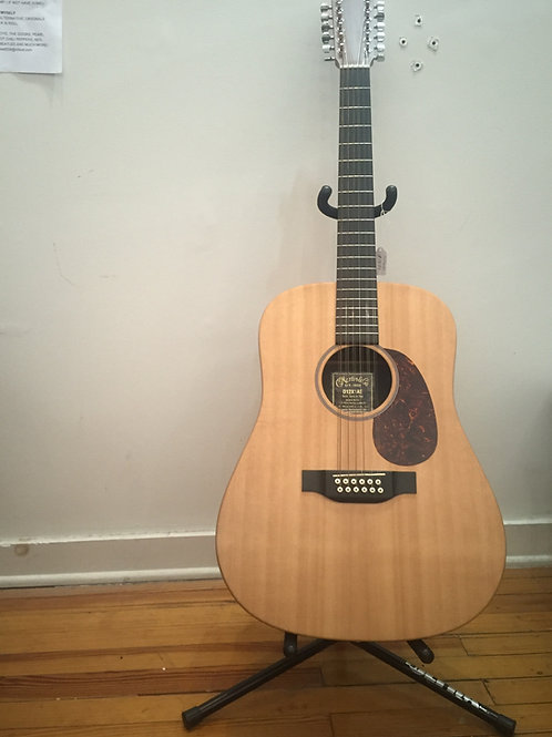 Martin 12 String Acoustic with Pickup