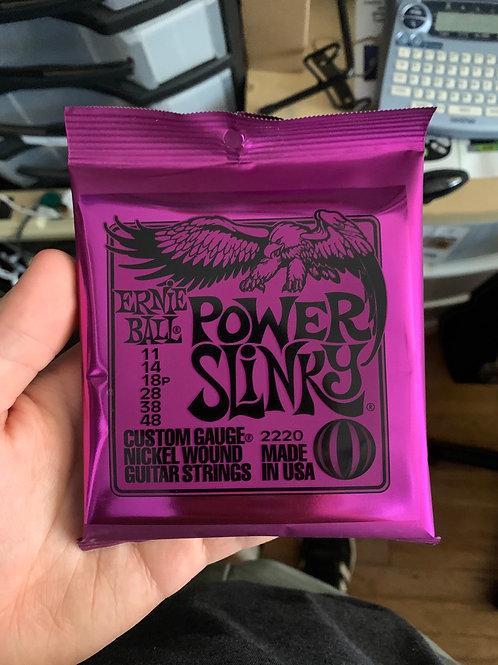 Ernie Ball Power Slinky (11) Strings
