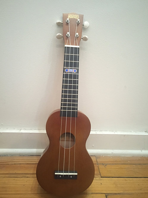 Mahalo Ukulele with Gig Bag