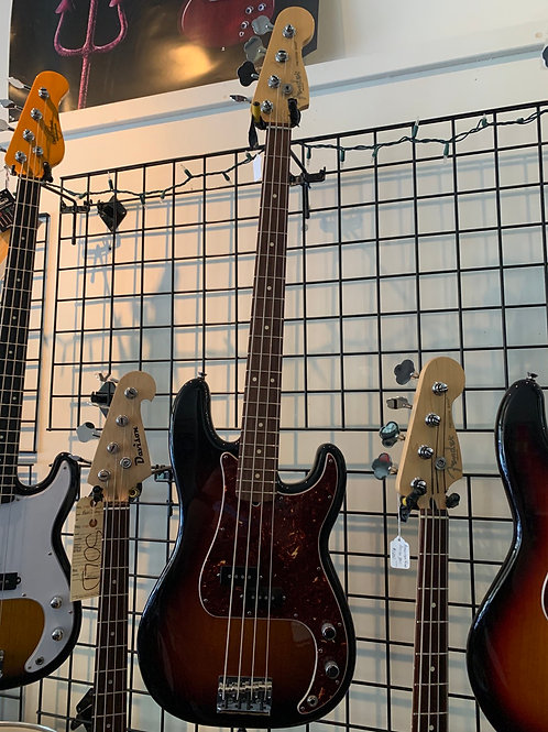 American Fender Precision Bass