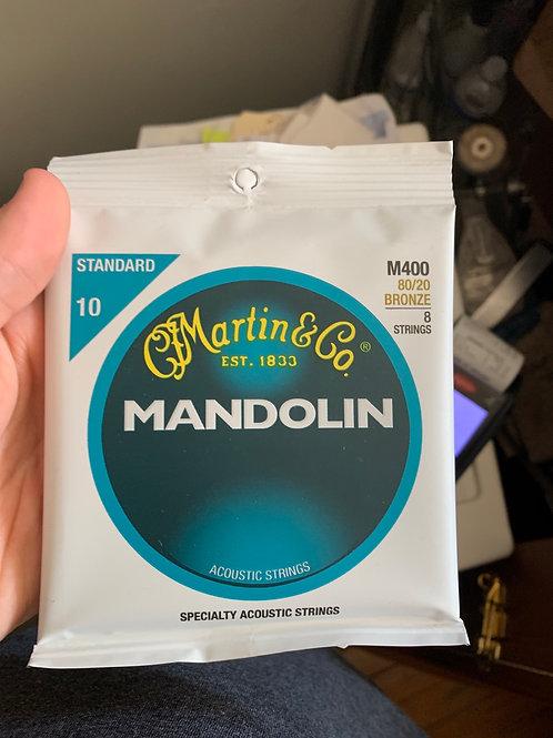 Martin Mandolin Strings