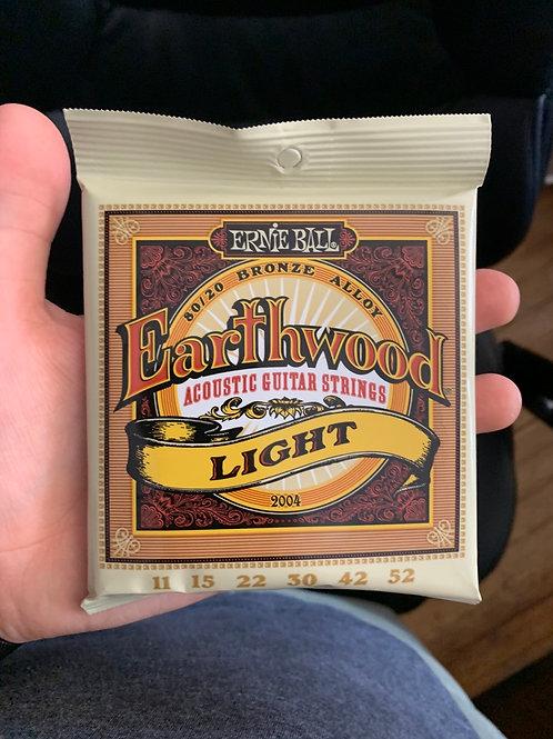 Ernie Ball Earthwood 11-Gauge Acoustic Strings