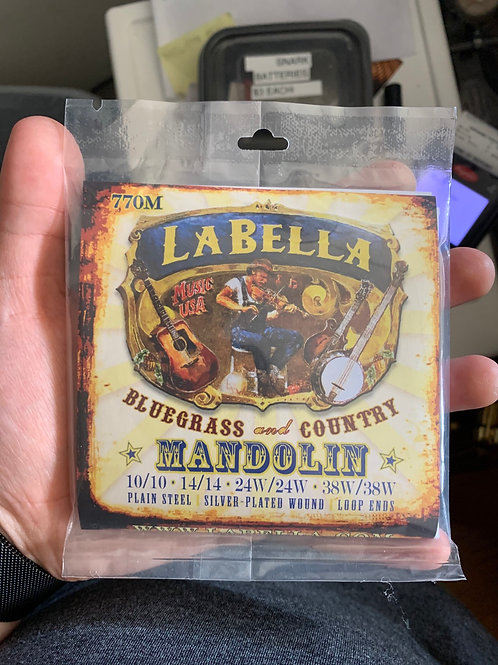 LaBella Mandolin Strings