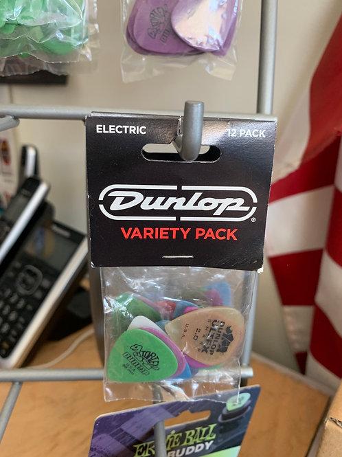 Dunlop Pick Variety Pack