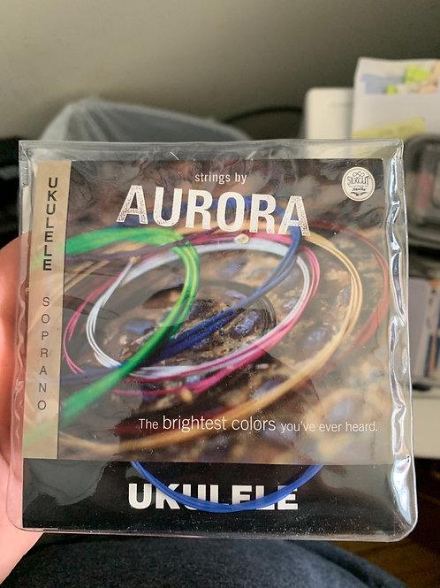 Aurora Ukulele Strings