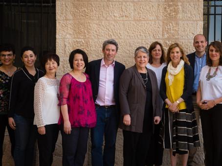 President Janet Napolitano of the University of California visits ACOR