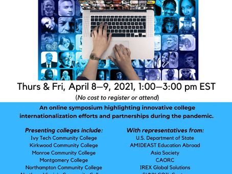 Online Symposium: Going Global, Growing Global