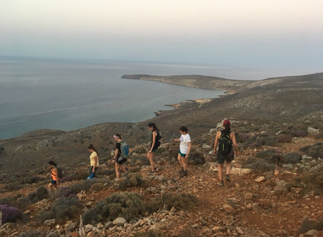 Sweating the Small Stuff on Crete and Cyprus