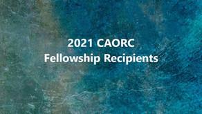CAORC Announces 2021 Fellows