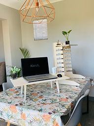 karuh.studio Dual.desk stand desk remova