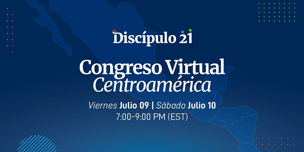 Congreso Virtual D21 | Centroamérica