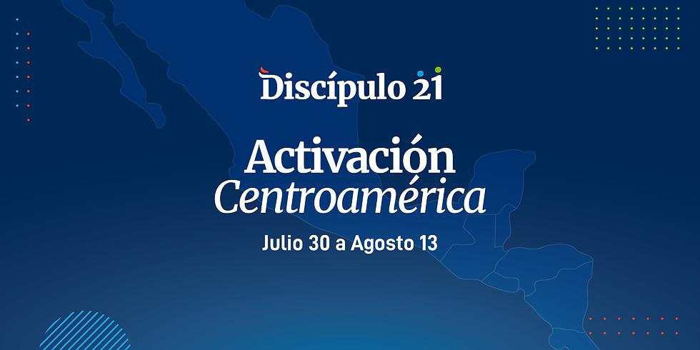 Activación D21   Centroamérica