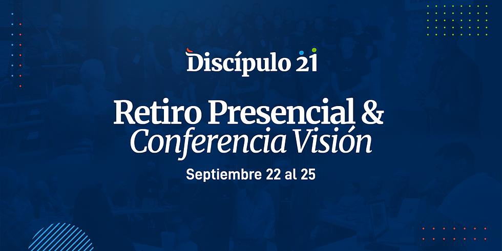 Retiro y Conferencia Visión D21
