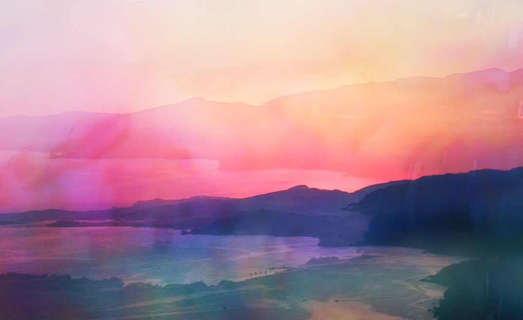 Pastel Sunset Olivia D'Orazi
