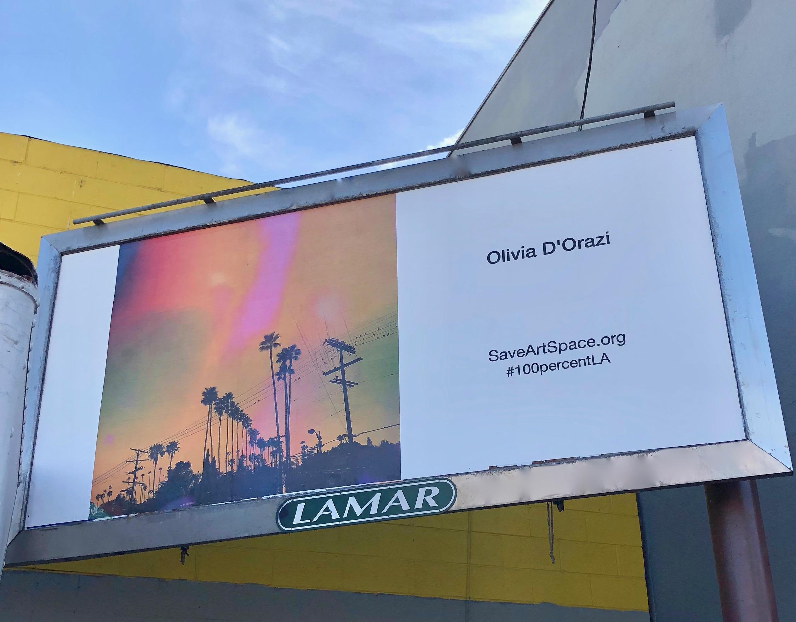 100% LA Billboard