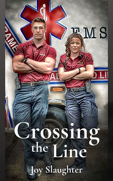 Crossing the Line Front Cover Only (1).j