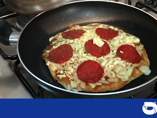¿Cómo se hace una pizza vallesana?
