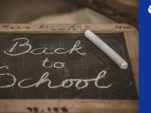 ¿Cómo apoyar a la infancia durante la reapertura de las escuelas?