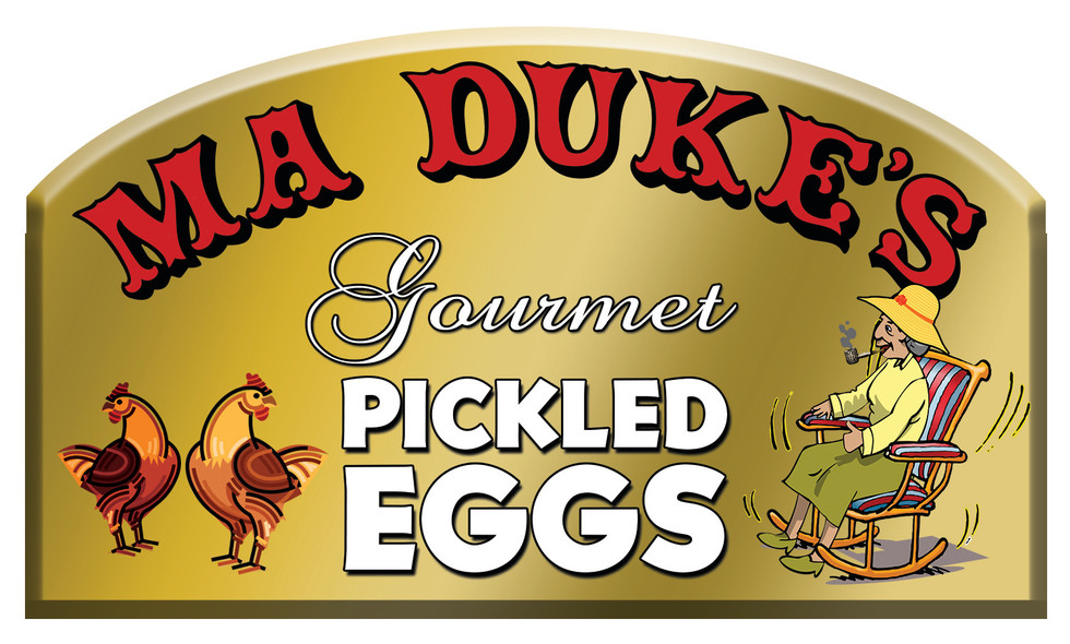 Ma Duke's Food Label