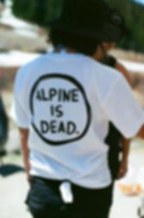 Alpine is dead