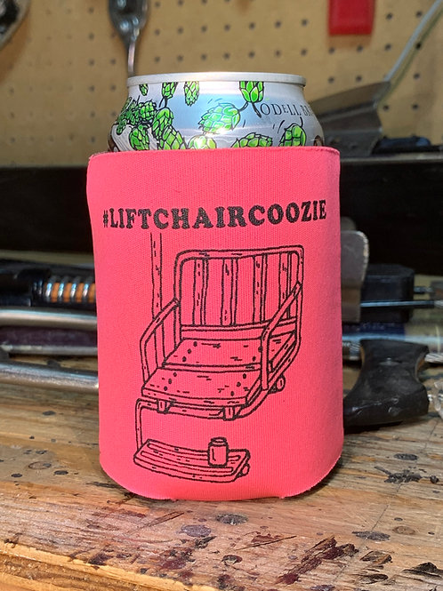 #LiftChairCoozie