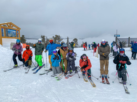 World Telemark Day Meetup at Eldora